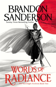 Words of Radiance Part One : The Stormlight Archive Book Two, Paperback Book