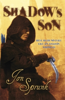 Shadow's Son, Paperback Book