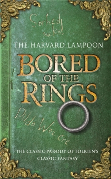Bored Of The Rings, Hardback Book
