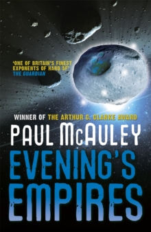 Evening's Empires, Paperback Book