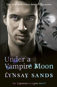 Under a Vampire Moon : An Argeneau Vampire Novel, Paperback Book