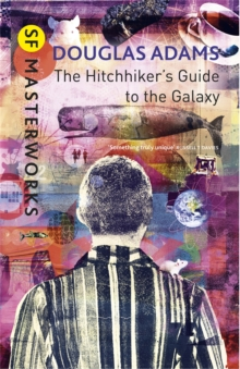 The Hitchhiker's Guide to the Galaxy, Hardback Book