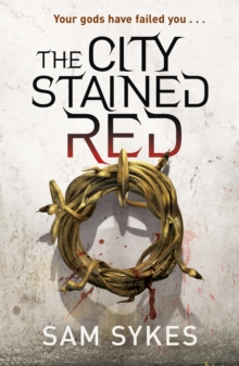 The City Stained Red, Paperback Book