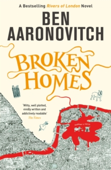 Broken Homes : The Fourth PC Grant Mystery, Paperback Book