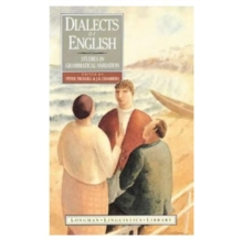 Dialects of English : Studies in Grammatical Variation, Paperback Book