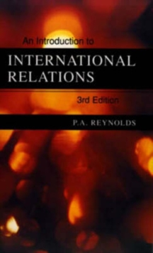 An Introduction to International Relations, Paperback Book