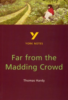 Far from the Madding Crowd: York Notes for GCSE, Paperback Book