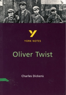 Oliver Twist: York Notes for GCSE : Charles Dickens, Paperback Book
