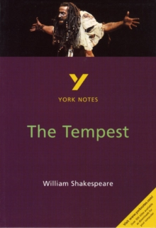 Tempest: York Notes for GCSE, Paperback Book
