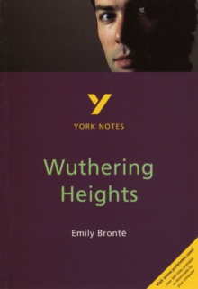 Wuthering Heights: York Notes for GCSE, Paperback Book