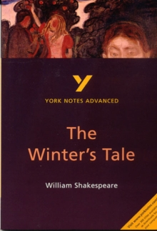 Winter's Tale: York Notes Advanced, Paperback Book
