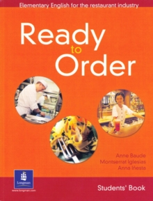 Ready to Order : Student's Book, Paperback Book