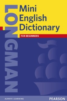 Longman Mini English Dictionary, Paperback Book