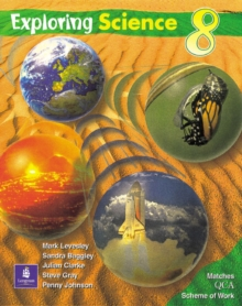 Exploring Science QCA Pupils Book Year 8, Paperback Book