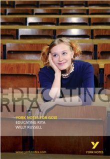 Educating Rita: York Notes for GCSE, Paperback Book
