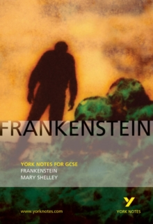 Frankenstein: York Notes for GCSE, Paperback Book