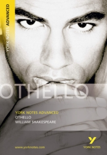 "York Notes on Shakespeare's ""Othello"", Paperback Book"