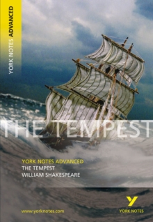 Tempest: York Notes Advanced : William Shakespeare, Paperback Book