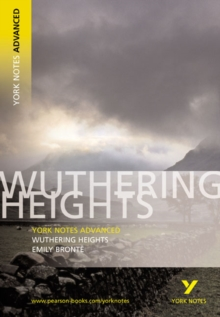 """Wuthering Heights"", Paperback Book"