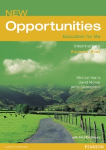 Opportunities : Global Intermediate Students' Book, Paperback Book