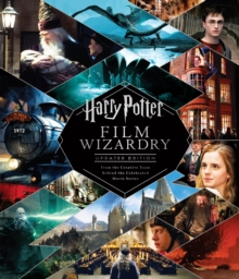 Harry Potter Film Wizardry, Hardback Book