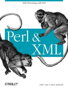 Perl and XML, Paperback Book