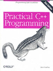 Practical C++ Programming, Paperback Book