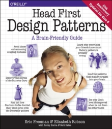 Head First Design Patterns, Paperback Book