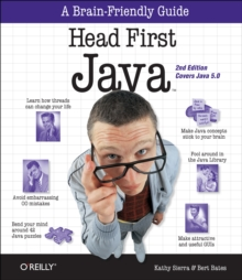 Head First Java, Paperback Book