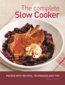 The Complete Slow Cooker, Paperback Book