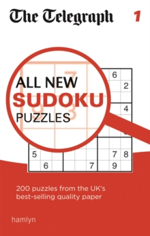 Telegraph All New Sudoku Puzzles 1 : 1, Paperback Book