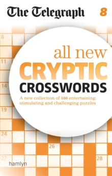 The Telegraph : All New Cryptic Crosswords, Paperback Book