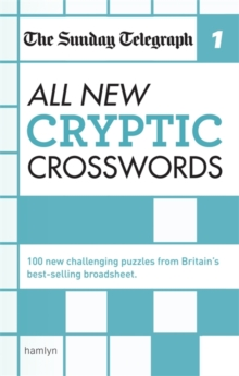 The Sunday Telegraph: All New Cryptic Crosswords 1, Paperback Book