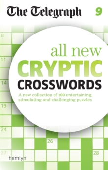 The Telegraph: All New Cryptic Crosswords 9, Paperback Book