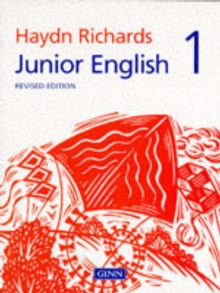 Junior English Revised Edition 1, Paperback Book