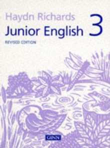 Junior English Revised Edition 3, Paperback Book