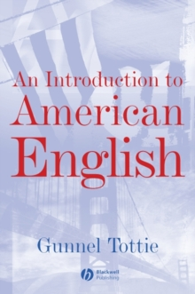 An Introduction to American English, Paperback Book
