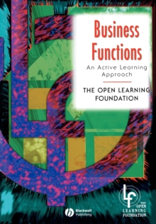 Business Functions : An Active Learning Approach, Paperback Book