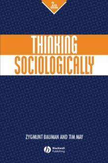 Thinking Sociologically, Paperback Book