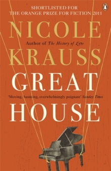 Great House, Paperback Book