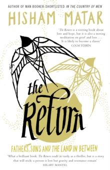 The Return : Fathers, Sons and the Land in Between, Hardback Book