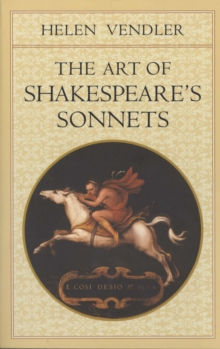 The Art of Shakespeare's Sonnets, Paperback Book