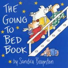 The Going To Bed Book, Board book Book