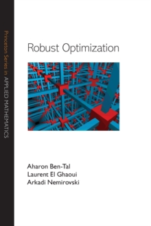 Robust Optimization, Hardback Book