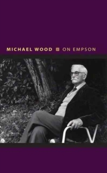 On Empson, Hardback Book