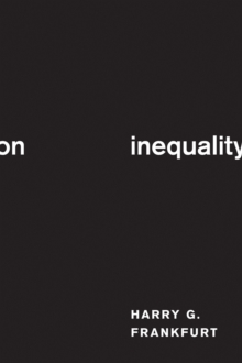 On Inequality, Hardback Book