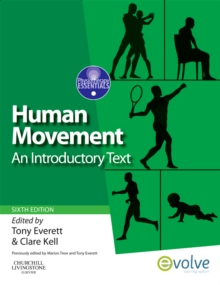 Human Movement : An Introductory Text, Paperback Book