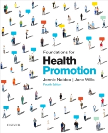 Foundations for Health Promotion, Paperback Book