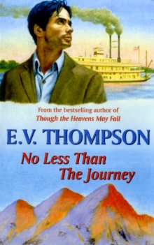 No Less Than the Journey, Paperback Book