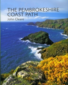 The The Pembrokeshire Coast Path, Hardback Book